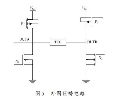 半导体激光器的温度控制电路设计