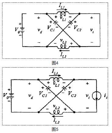 为了说明z源逆变器的工作原理