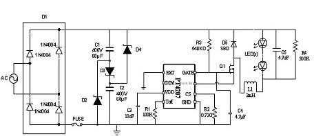 串并联驱动应用,采用sop8封装