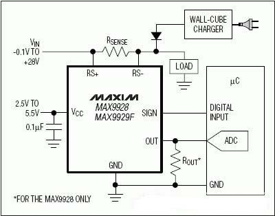 高边电流检测放大器