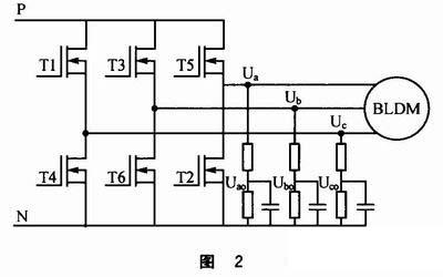 探究无位置传感器无刷直流电机的换相方式【库ic网()
