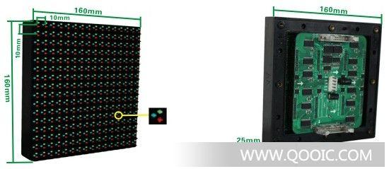 全彩led显示屏p12箱体介绍