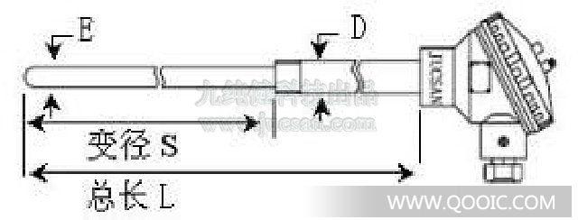 热电阻温度传感器的工作原理是电阻值随着温度变化,主要用于测量微小.