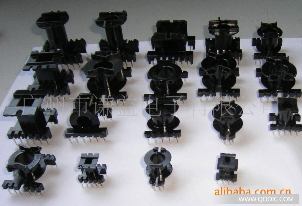 v卧式高频变压器ED40卧式厂家图纸图纸定制品钢筋网专业图片