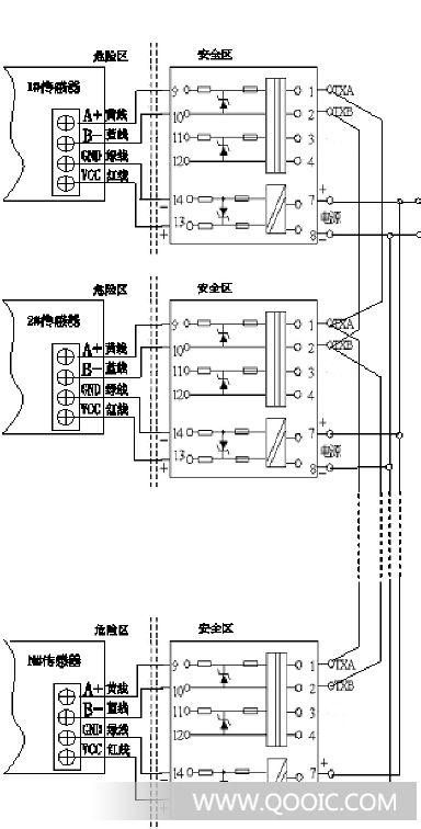 供应九纯健jcj100本安防爆温湿度变送器/高精度温湿度