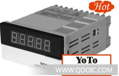 供应yotodp4-s变频器专用数显表