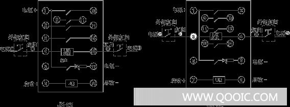 5 主要技术参数: 5.1 电压型继电器a) 额定直流电压: 48V,110V,220V;b) 辅助直流工作电压: 48V,110V,220V。 5.1.1 继电器动作值:不大于70%最小动作。 5.1.2 继电器复归值:不大于80%复归电压。 5.2 电流继电器 a) 动作电流0.025A、0.05A、0.075A、0.1A、0.25A、0.75A、1A、2A。 b) 辅助直流工作电压: 48V,110V,220V。 5.