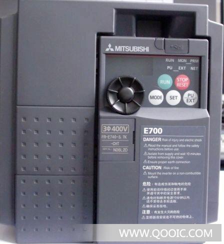 三菱变频器fr-e740-3.7k