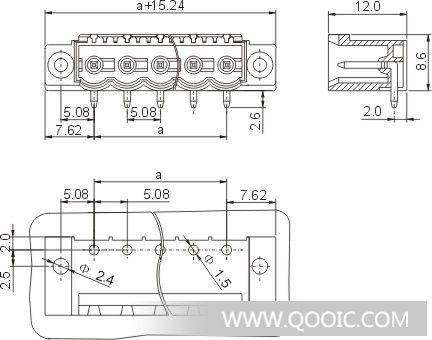 电路 电路图 电子 户型 户型图 平面图 原理图 432_340