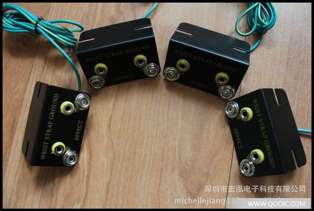 【厂家促销】防静电接地插座【图】双孔插座 其他连接