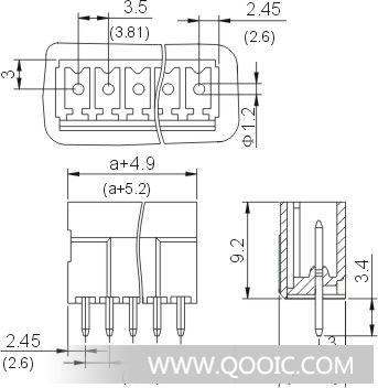 电路 电路图 电子 户型 户型图 平面图 原理图 343_352