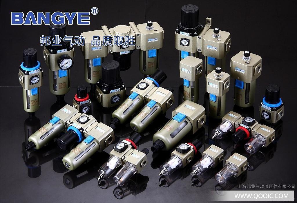 气缸所设缓冲装置种类很多,上述只是其中之一,当然也可以在气动回路图片
