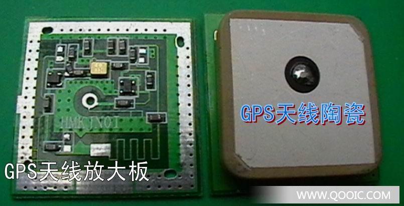 厂家直销gps天线1575.42mhz放大电路板