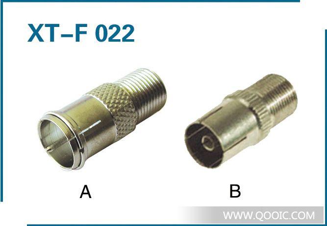 f头连接器,接线头,压线头