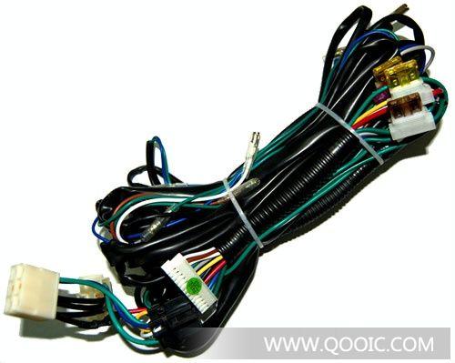 摩托车防盗器及各种电器连接线