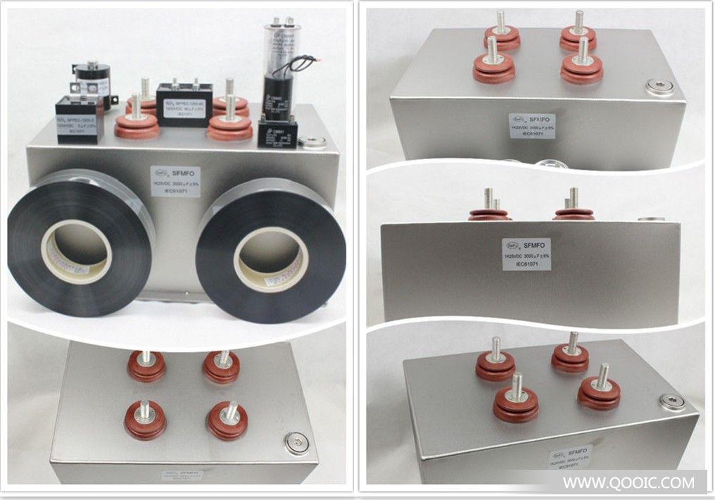 脉冲电容器 3000uf
