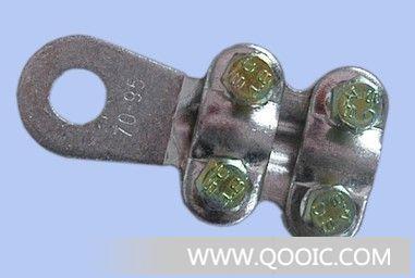 """在表层镀上一层""""锡"""",增强sc窥口铜接线端子的导电能力,防氧化."""