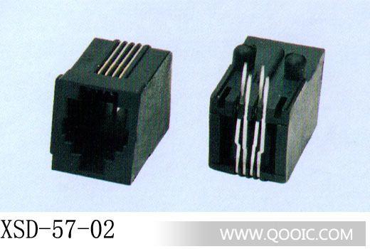 通讯网络插头,插座rj45