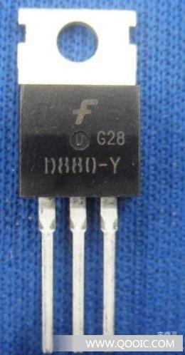 供应低频功率放大器 KSD880Y KSD834Y 价优