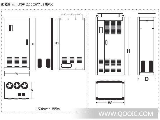 供应三晶节能设备专用变频器;