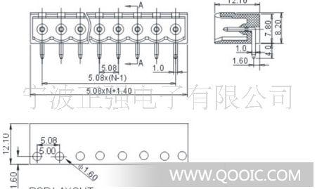 插拔式接线端子,2edgrc-5