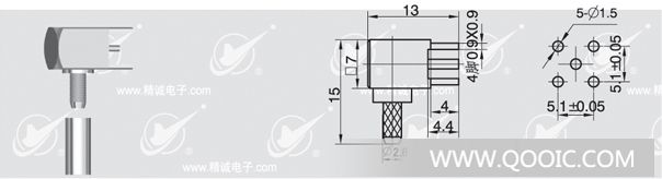 诺基亚6280射频电路图