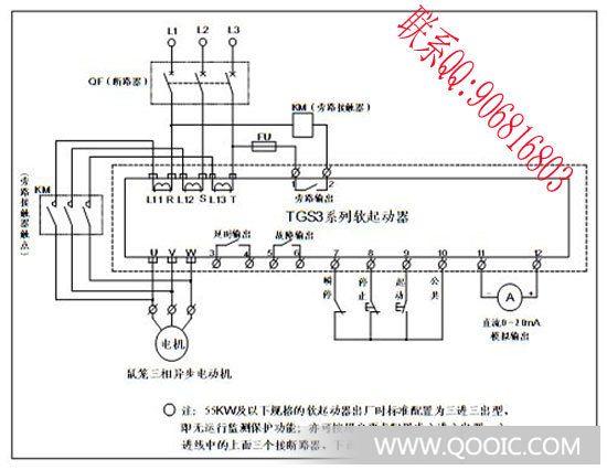 天正电动机软起动器tgs3-200/3 有效减少电机及设备的