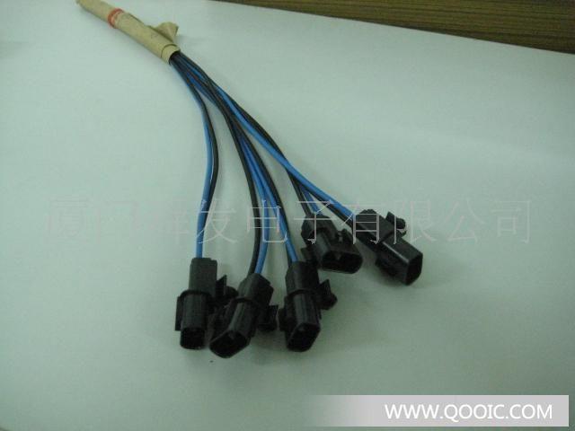 供应汽车电机线束