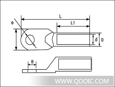 供应商 dl铝接线端子