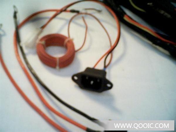 汽车主机线束-后视系统连接线-倒车雷