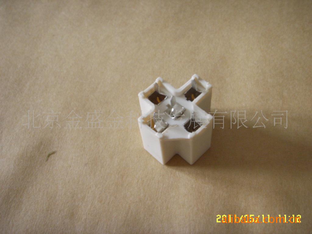 型号:常规五角继电器插座