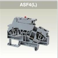替代菲尼克斯ST4HESI LED 24保险丝弹簧式导轨端子UL、VDE、防爆认证(现货)
