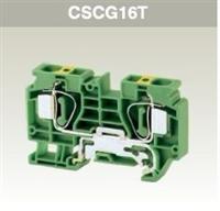 替代菲尼克斯ST 16-PE直通式导轨式端子/接地弹簧式导轨端子UL、VDE、防爆认证(现货)