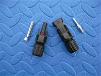 MC4太阳能光伏连接器/光伏电缆接头
