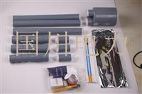 15KV三芯冷缩户内终端NLS-15/3.1/3.2/3.3/3.4/3.5三芯冷缩户内电缆附件