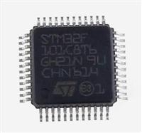 现货STM32F101V8T6嵌入式 - 微控制器ST LQFP-100