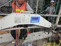 钢丝绳张力测试仪 线索拉力测量工具 吊索测力仪