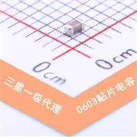 三星陶瓷贴片电容 CL10C180JB8NNNC 0603 180J 18pF  50V NPO 5%