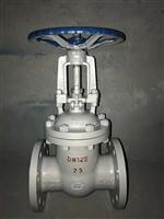Z41楔式弹性闸板闸阀